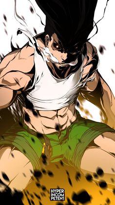 Hunter X hunter Manga Online Manga Anime, Anime Demon, Manga Art, Anime Guys, Anime Art, Hunter X Hunter, Rare Species Of Animals, Super Anime, Hxh Characters