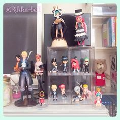 ♡ONE PIECE collection Secret of Dressrosa