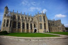 St. Georges Chapel, Windsor Castle, resting place of Queen Jane Seymour