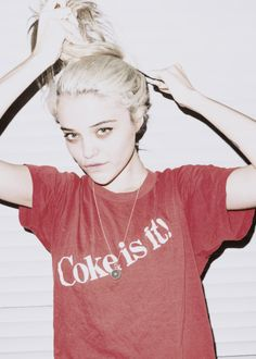 Terry Richardson Shoots Sky Ferreira at Home