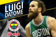 Fenerbahce Ulker Signed Luigi Datome | Fenerbahçe Sports Club Official Website