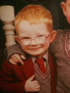 Baby Ed. I can't even handle the cuteness