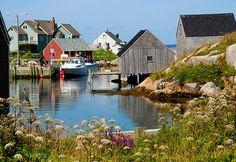 Peggy's Cove, Nova Scotia photo:Shelagh Duffett