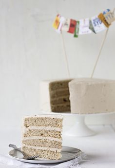 Snickerdoodle Cake - This is the wedding cake we had at Todd's cousin's wedding this summer.  It was the best cake I ever had.  Must make!