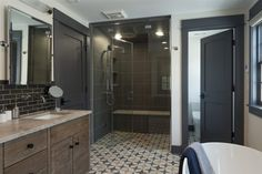5 Latest Trends In Bathroom Design - A. Home Inspections 5 Latest Trends in Bathroom Design - A C F Home Inspections bathroom design - Bathroom Ideas Best Bathroom Designs, Bathroom Trends, Bathroom Design Small, Bathroom Renovations, Modern Bathroom, Bathroom Ideas, Home Inspection, Bathroom Flooring, Bathroom Faucets
