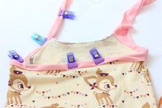 FREEBOOK: Sommerkleid mit Spaghettiträgern