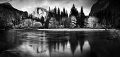 "Saatchi Online Artist Cheyne Walls; Photography, ""Valley of the Spirits"" #art, black & white, Yosemite"