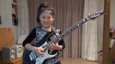 "Polyphia ""Aviator"" cover / Li-sa-X (Japanese 10 year old girl) - https://www.youtube.com/watch?v=qLiypQo9Dy0"