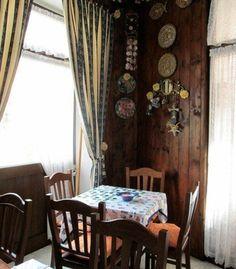 The breakfast room at La Rosa dei Venti B in Levanto, Italy. (From: Photos: 13 Travel-Inspiring Scenes from Italy's Cinque Terre)