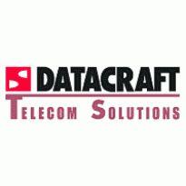 Datacraft Telecom Solutions Logo. Get this logo in Vector format from http://logovectors.net/datacraft-telecom-solutions/