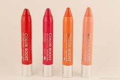 Bourjois Color Boost Lip Crayons - I loveeee these Face Makeup Tips, Makeup Blog, Love Makeup, Beauty Makeup, Bourjois, Make Me Up, All Things Beauty, Crayons, Lipsticks