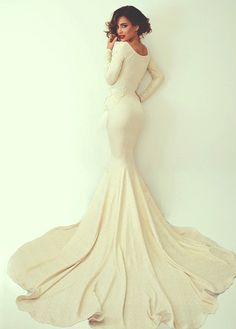 #gorgeous #elegant #dress #pretty #fashion #style #gown #prom #golden #nude