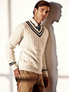 Come on cable knit!