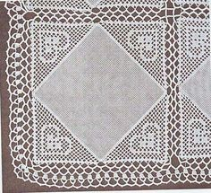 Lace tablecloth pattern Lace tablecloth pattern 2018 Lace Tablecloths - The Most Beautiful Dowry Lace Tablecloths, Runner and Coffee Table I selected 45 Grain Lace Examples. Crochet Table Runner Pattern, Crochet Doily Diagram, Crochet Bikini Pattern, Crochet Doilies, Baby Booties Free Pattern, Cross Stitch Pattern Maker, Intarsia Knitting, Crochet Butterfly, Knitting Blogs