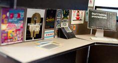 A paper desk! Invisible Creature, Blogging, Creatures, Husband, Desk, Paper, Desktop, Table Desk, Office Desk