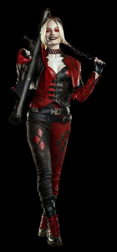 Harley And Joker Love, Harley Quinn Cosplay, Joker And Harley Quinn, Margot Robbie Harley Quinn, Joker Poster, Dc Memes, Cosplay Outfits, Bucky, Marvel Dc