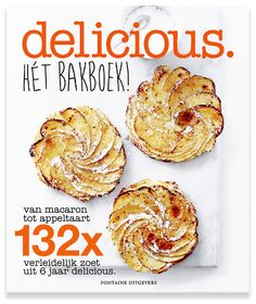 on my wishlist: delicious cookbook Delicious Magazine, Baking Tips, Bagel, Doughnut, Food Inspiration, Foodies, Biscuits, Muffin, Bread