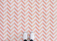 Bright Chevron Vinyl Flooring, leading Vinyl Flooring designed and manufactured by Atrafloor. Bring any design concept to life as Flooring. Geometric 3d, Geometric Designs, Deck Rug, Vinyl Sheet Flooring, Blue Palette, Patterned Vinyl, Vinyl Sheets, Floor Design, Stripes Design