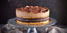 A cukrászdákból jól ismert E-80 torta házilag is könnyen elkészíthető! Ha szereted a csokit, kávét, marcipánt, ne hagyd ki!