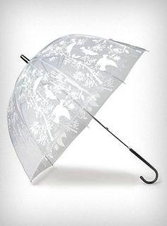 Birds & Branches Bubble Umbrella