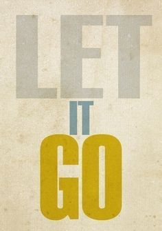 {let it go}