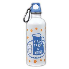 I think I need this to remind me not to be so dehydrated!