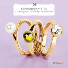Brosway Jewels natürlich bei Angioni Jewels in Homberg Hochheide - www.angioni-jewels.com