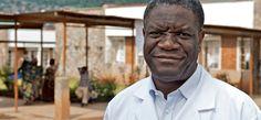 IL FATTO <br />Premio Sakharov al dottor Mukwege, 'ripara' i corpi mutilati delle donne