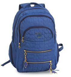 Capricho - Love VI - Dark Blue mochila - Pesquisa Google