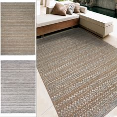 Our Celestial rug will quickly become your favorite purchase. The perfect blend of natural tones in gray, beige, blue, beige and ivory make it an easy addition to most spaces in your home.