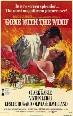 One of the best movies of all time!  Oh Scarlet.