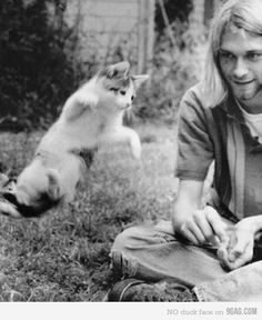 Kurt and the Epic Cat
