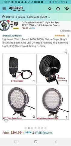 Bus Conversion, Led Light Bars, Bar Lighting, Beams, Exposed Beams