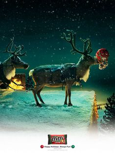 ... this ain't right...  most Creative Christmas ADS pinned by www.BlickeDeeler.de