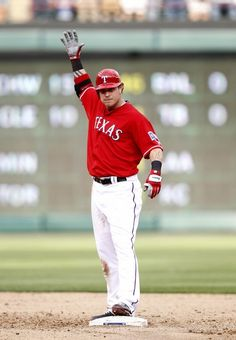 Josh Hamilton the only ranger I respect. I would give this guy the contract he wants to come play for the Angels.