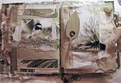 by dj pettitt, via Flickr  These journals are so beautiful.
