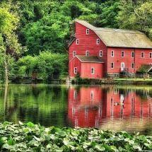 barn... #barns #mills #farms