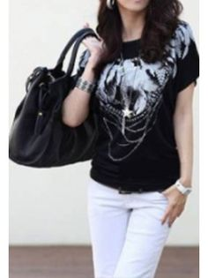 Graphic Short Sleeved T-shirt