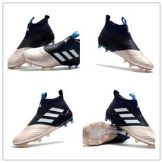 adidas Ace17+ Purecontrol FG Chaussures 2017 Homme Or Noir