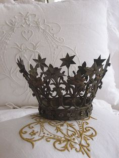 French Crown by Alys Geertsen