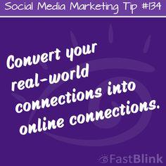 Social Media Marketing Tip #134  #SocialMedia #SocialMediaMarketing #Marketing #Quotes #MarketingTips #MarketingQuotes #Business