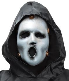 Includes one Scream Mask. Does not include hoodie. This is an officially licensed MTV Scream product.