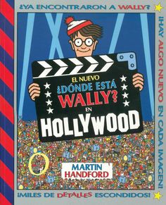 Booktopia has Where's Wally? In Hollywood, Where's Wally Series : Book 4 by Martin Handford. Buy a discounted Paperback of Where's Wally? In Hollywood online from Australia's leading online bookstore. Wo Ist Walter, Ou Est Charlie, Wheres Wally, War Film, Penguin Random House, Online Gratis, Used Books, Great Movies, Book Activities