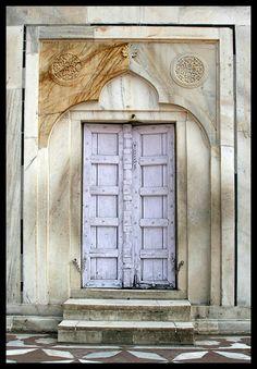 Entrance to Taj Mahal - Agra, Uttar Pradesh