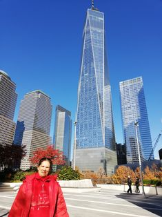 New York Skyline, Skyscraper, Skyscrapers