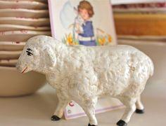 Cast Iron Sheep Bank