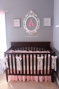 Nursery, Pink, DIY
