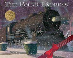 The Polar Express 30th Anniversary Edition (Hardcover) by Chris Van Allsburg