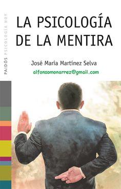 LIBROS EN DERECHO: PSICOLOGIA DE LA MENTIRA