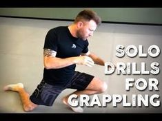 Solo Drills for Grappling & Functional Mobility - YouTube